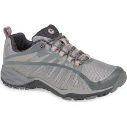 Women's Merrell Siren Edge Waterproof Q2 Hiking Shoe, Size 10.5 M - Grey found on MODAPINS from Nordstrom for USD $109.95