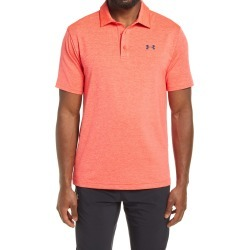 Men's Under Armour Playoff 2.0 Loose Fit Polo, Size XX-Large - Red found on Bargain Bro India from Nordstrom for $65.00