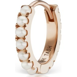 Women's Maria Tash Cultured Pearl Eternity Clicker Earring found on Bargain Bro Philippines from Nordstrom for $310.00