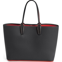 Christian Louboutin Cabata Calfskin Leather Tote - Black found on Bargain Bro India from Nordstrom for $1350.00