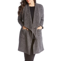 Women's Karen Kane Fleece Duster found on MODAPINS from Nordstrom for USD $100.80