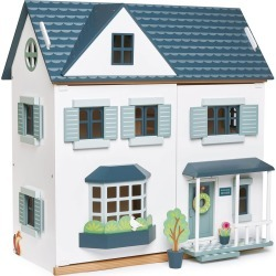 Toddler Girl's Tender Leaf Toys Dovetail Wooden Dollhouse found on Bargain Bro India from Nordstrom for $249.99