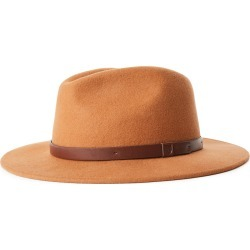 Men's Brixton Messer Wool Felt Fedora - found on MODAPINS from Nordstrom for USD $59.00