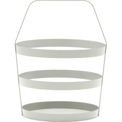 Design On Stock Usa Basket, Size One Size - White