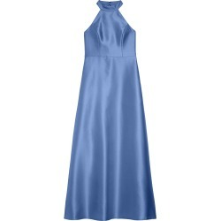 Girl's Dessy Collection High Neck Junior Bridesmaid Dress found on MODAPINS from LinkShare USA for USD $229.00