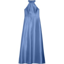 Girl's Dessy Collection High Neck Junior Bridesmaid Dress found on MODAPINS from Nordstrom for USD $229.00