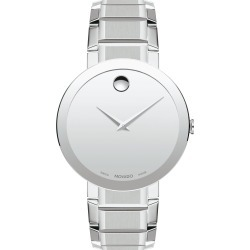 Men's Movado Sapphire Bracelet Watch, 39mm found on Bargain Bro India from LinkShare USA for $1895.00