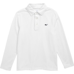 Toddler Boy's Vineyard Vines Edgartown Polo, Size 3T - White found on Bargain Bro India from Nordstrom for $49.50