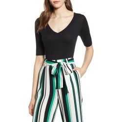 Women's Halogen Double V-Neck Sweater found on MODAPINS from Nordstrom for USD $31.90