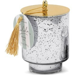 Paddywax Glass Tinsel Candle, Size One Size - Metallic found on MODAPINS from Nordstrom for USD $32.00