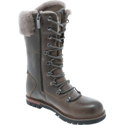Women's Royal Canadian Sherbrooke Genuine Shearling Cuff Waterproof Boot, Size 10 M - Grey found on MODAPINS from Nordstrom for USD $294.95