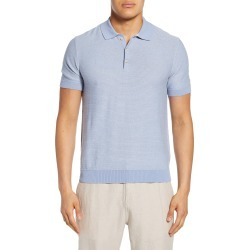 Men's Club Monaco Slim Fit Stripe Polo, Size X-Large - Blue found on Bargain Bro Philippines from LinkShare USA for $48.56