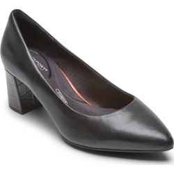 Women's Rockport Total Motion Salima Pump, Size 7 M - Black found on Bargain Bro India from Nordstrom for $54.90