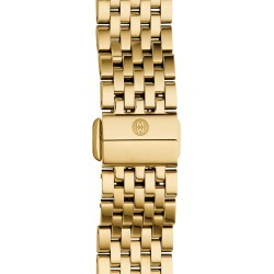 Women's Michele Deco Ii 16mm Bracelet Watchband found on Bargain Bro India from LinkShare USA for $700.00