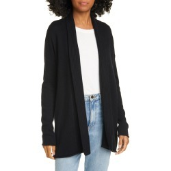 Women's Nordstrom Signature Shawl Collar Silk & Cashmere Cardigan, Size X-Small - Black found on Bargain Bro Philippines from Nordstrom for $279.00