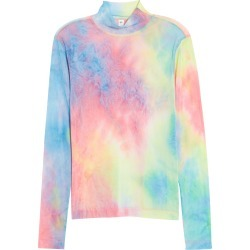 Men's Big & Tall Bp. Be Proud By Bp. Gender Inclusive Tie-Dye Mesh Turtleneck, Size 4X-Large - Pink found on MODAPINS from Nordstrom for USD $39.00