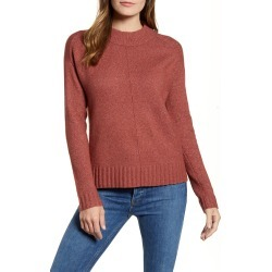 Women's Caslon Mock Neck Sweater