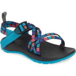 Toddler Chaco Zx/1 Sport Sandal, Size 13 M - Blue found on Bargain Bro India from Nordstrom for $60.00