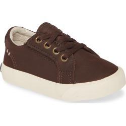 Toddler Boy's Sperry Kids Striper Ii Llt Sneaker, Size 11.5 M - Brown found on Bargain Bro Philippines from Nordstrom for $44.95