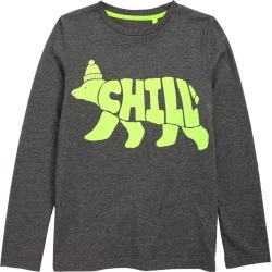 Toddler Boy's Mini Boden Animal Wordle T-Shirt, Size 3-4Y - Grey found on Bargain Bro Philippines from Nordstrom for $26.00
