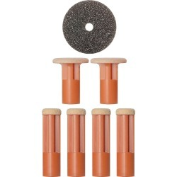 Pmd Orange Coarse Replacement Discs, Size One Size - No Color found on Bargain Bro India from Nordstrom for $20.00