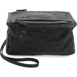 Givenchy Mini Pepe Pandora Leather Shoulder Bag - Black found on Bargain Bro India from Nordstrom for $1225.00