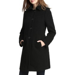 Women's Kimi And Kai Wool Blend Maternity Coat found on Bargain Bro India from Nordstrom for $228.00