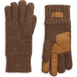 Men's UGG Wool Blend Knit Tech Gloves, Size Large/X-Large - Black found on MODAPINS from Nordstrom for USD $75.00
