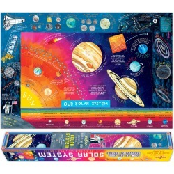 Eeboo Solar System Poster found on Bargain Bro Philippines from Nordstrom for $17.00