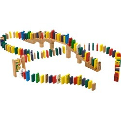 Toddler Haba Go-Go Dominoes Play Set found on Bargain Bro India from LinkShare USA for $39.99
