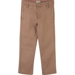 Toddler Boy's Hatley Stretch Cotton Twill Pants, Size 3 - Brown found on Bargain Bro Philippines from Nordstrom for $49.00