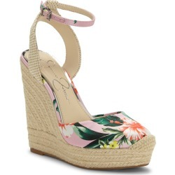 Women's Jessica Simpson Zestah Ankle Strap Espadrille Wedge found on MODAPINS from Nordstrom for USD $97.95