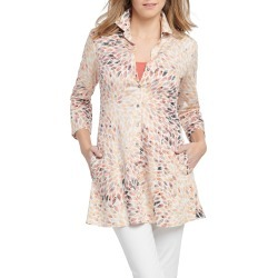 Women's Nic+Zoe Morning Burst Shirt Jacket found on Bargain Bro India from LinkShare USA for $168.00