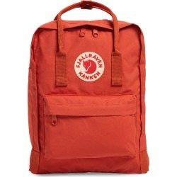 Fjallraven Kanken Water Resistant Backpack - Red found on MODAPINS from LinkShare USA for USD $80.00