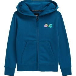 Toddler Boy's Vans Kids' Future Standard Zip-Up Graphic Hoodie, Size 3T - Blue found on Bargain Bro India from Nordstrom for $44.50