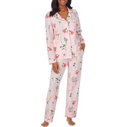 Women's Bedhead Pajamas Classic Pajamas, Size Large - Pink found on MODAPINS from Nordstrom for USD $120.00
