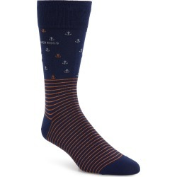 Men's Boss Anchor Socks found on MODAPINS from Nordstrom for USD $8.40
