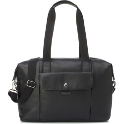 Infant Girl's Babymel Stef Faux Leather Diaper Bag - Black found on Bargain Bro Philippines from Nordstrom for $110.00