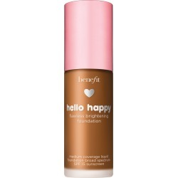 Benefit Hello Happy Flawless Brightening Foundation Spf 15, Size 0.33 oz - Shade 9- Deep Neutral found on MODAPINS from LinkShare USA for USD $15.00