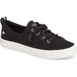 Women's Sperry Crest Vibe Slip-On Sneaker, Size 8 M - Black found on MODAPINS from Nordstrom for USD $59.95