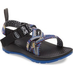 Kid's Chaco Zx/1 Ecotread Sport Sandal, Size 4 M - Blue found on Bargain Bro India from Nordstrom for $60.00