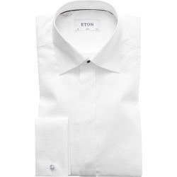 Men's Eton Slim Fit Textured Formal Dress Shirt found on MODAPINS from Nordstrom for USD $295.00