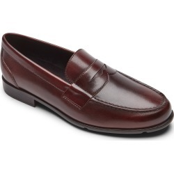 Men's Rockport Classic Penny Loafer, Size 11.5 M - Burgundy found on Bargain Bro India from Nordstrom for $69.95