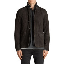 Men's Allsaints Survey Leather Blazer found on MODAPINS from Nordstrom for USD $585.00