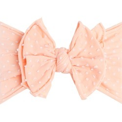 Baby Bling Shab-Blow-Lous Headband, Size One Size - Coral found on Bargain Bro from Nordstrom for USD $12.16