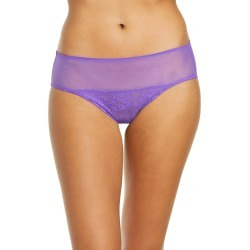 Women's Natori Cherry Blossom Lace Briefs, Size Large - Purple found on MODAPINS from Nordstrom for USD $30.00