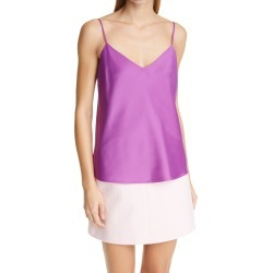 Women's Club Monaco Kora Satin Camisole, Size Small - Purple found on Bargain Bro Philippines from Nordstrom for $98.50
