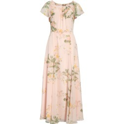 Women's Rachel Parcell Floral Maxi Dress, Size Small - Pink (Nordstrom Exclusive) found on Bargain Bro India from LinkShare USA for $149.00
