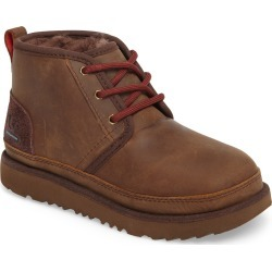 Toddler Boy's UGG Neumel Ii Waterproof Chukka, Size 10 M - Brown found on Bargain Bro from Nordstrom for USD $83.60