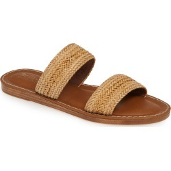 Women's Bella Vita Two-Strap Slide Sandal, Size 6 N - Beige found on Bargain Bro Philippines from LinkShare USA for $79.95